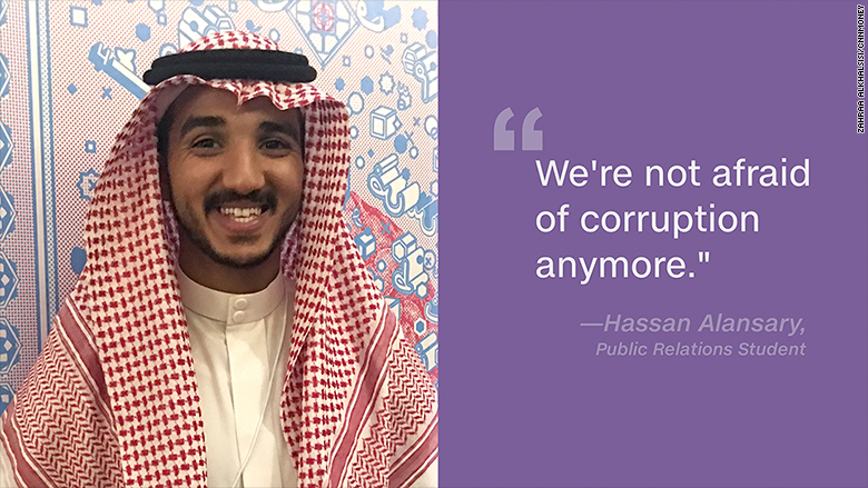 Saudi Arabia's reforming crown prince has youth on his side