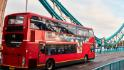 London buses are being powered by a new fuel: Coffee
