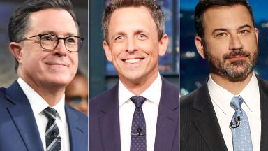Has President Trump changed late night TV permanently?