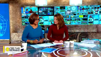 CBS' Norah O'Donnell: 'This has to end. This behavior is wrong'