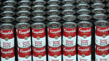 No soup for you? Campbell plunges on poor sales