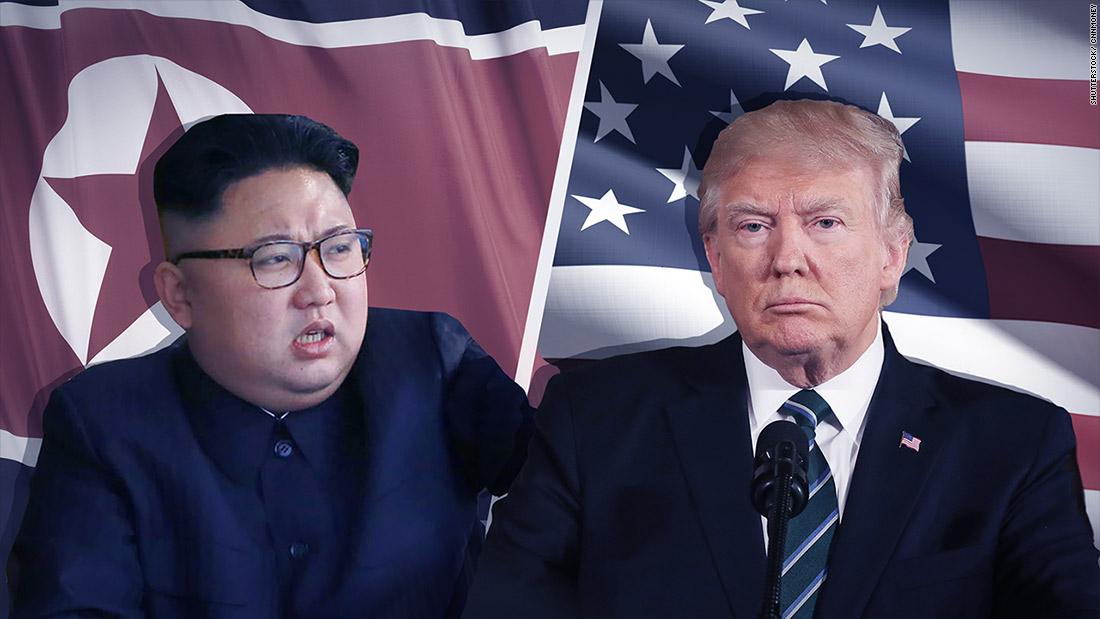 Trump administration slaps more sanctions on North Korea