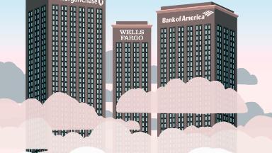 Too-big-to-fail banks keep getting bigger
