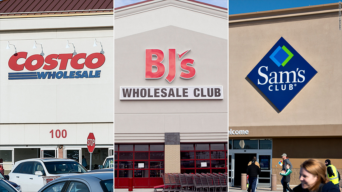 Club store shopping makes you spend and eat more