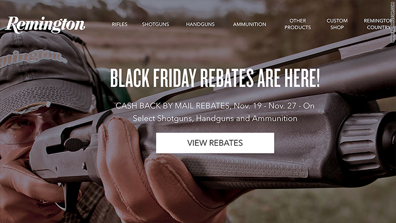 remington black friday