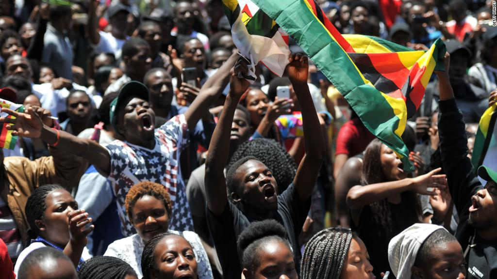 Quest: Will Zimbabwe have more of the same after Mugabe?