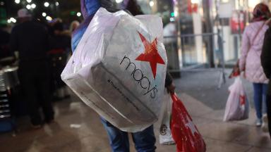 Macy's has issues with credit card system on Black Friday