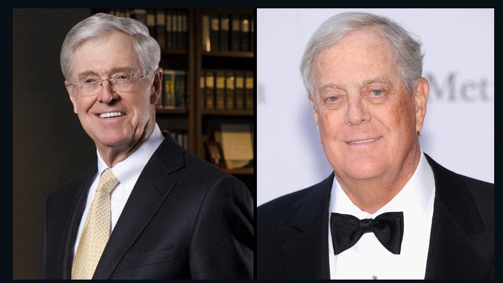 Why the Koch brothers still matter in 2017