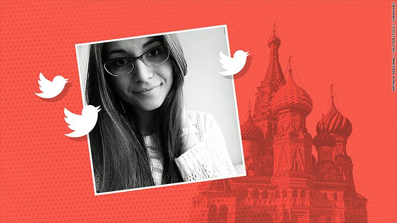 russian troll back online