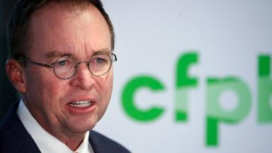 Democrats to Trump's CFPB chief: Who's looking out for consumers?