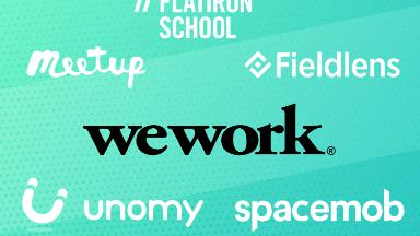 WeWork goes on shopping spree after raising billions