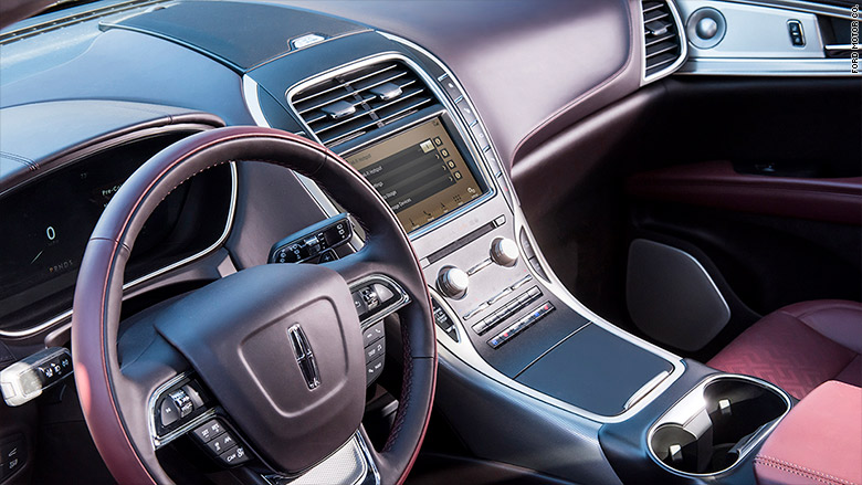 Brand New Lincoln Mkz >> Lincoln brings car names back to luxury cars