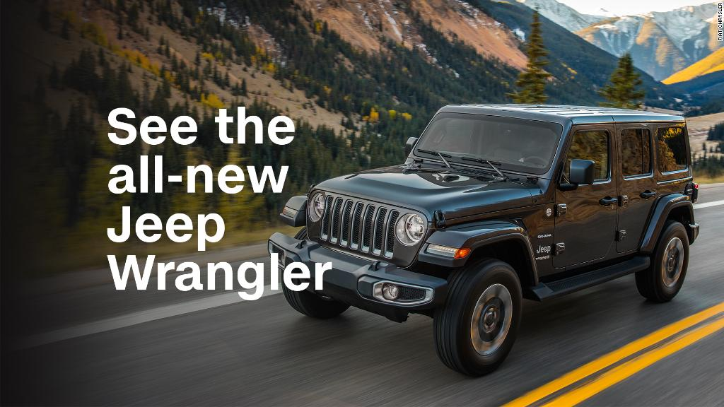 all new jeep wrangler unveiled with hybrid option. Black Bedroom Furniture Sets. Home Design Ideas