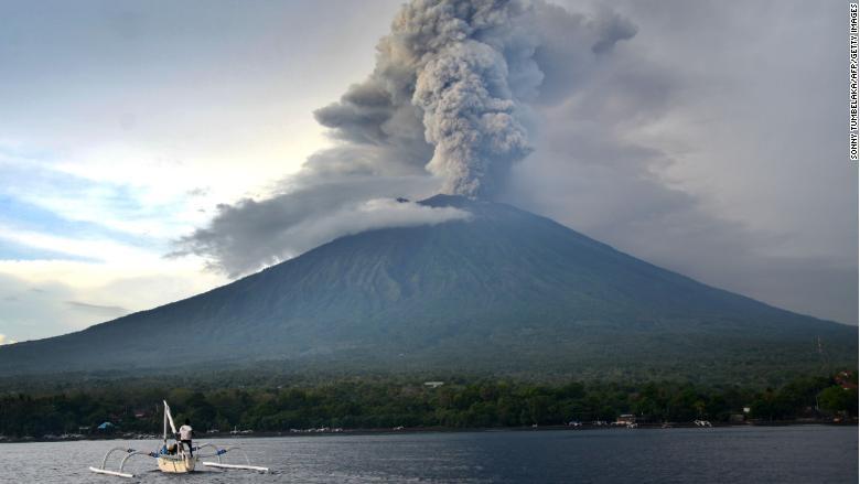bali volcano agung 2