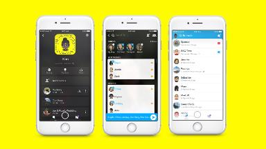Snapchat redesigns confusing app as user growth stalls