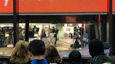 'We loved Matt Lauer': 'Today' show fans show up day after bombshell firing