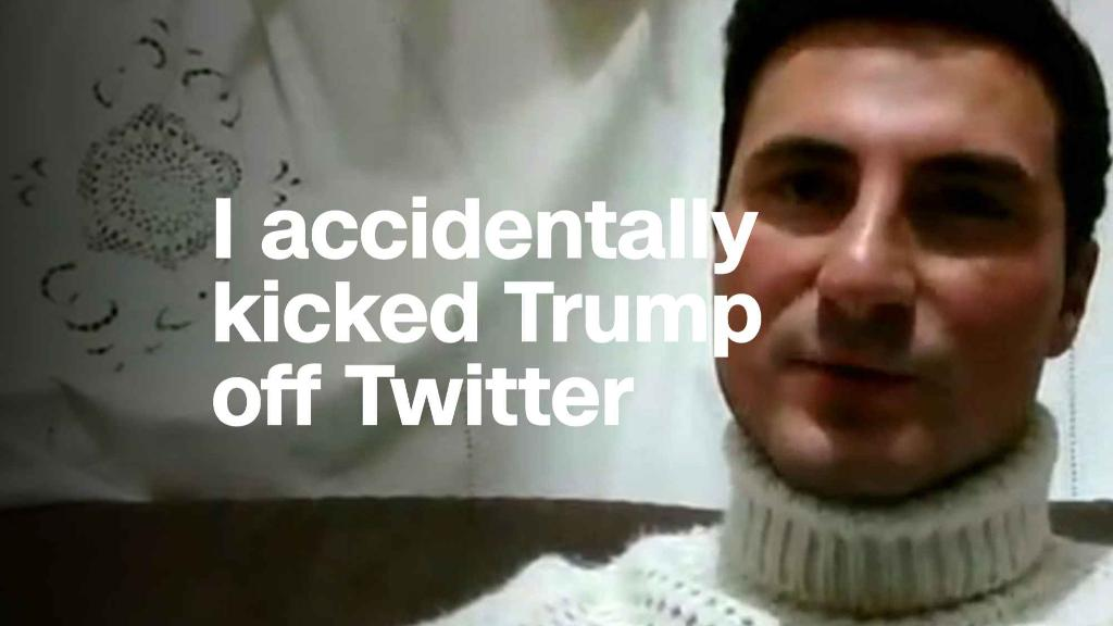 Twitter contractor explains how he deactivated Trump account