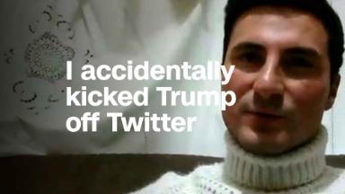 Twitter contractor explains how he deactivated Trump account