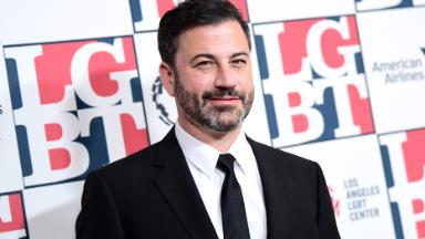 Jimmy Kimmel takes on Roy Moore: 'I accept the invitation'