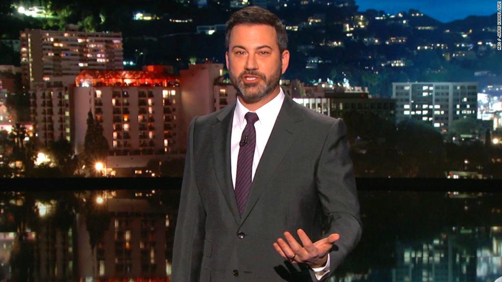 Kimmel accepts Roy Moore's invitation