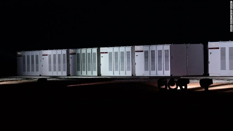Australia just switched on the world's biggest battery