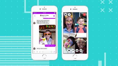 Facebook unveils Messenger Kids app