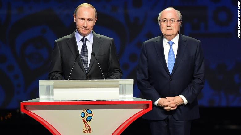 FIFA is struggling to find sponsors for Russia 2018