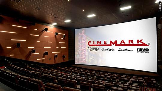 Movie theatre chain