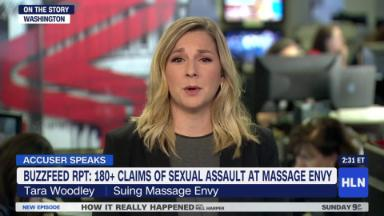 Woman sues Massage Envy over sexual assault