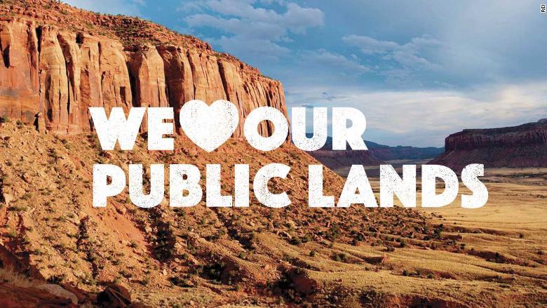 REI Utah National Monument