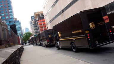 UPS warns that some deliveries are delayed
