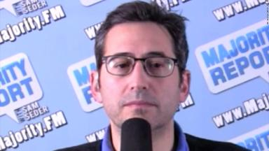 How a joke, and Mike Cernovich, got Sam Seder booted from MSNBC