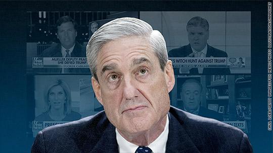 How Fox News and President Trump create an anti-Mueller 'feedback loop'