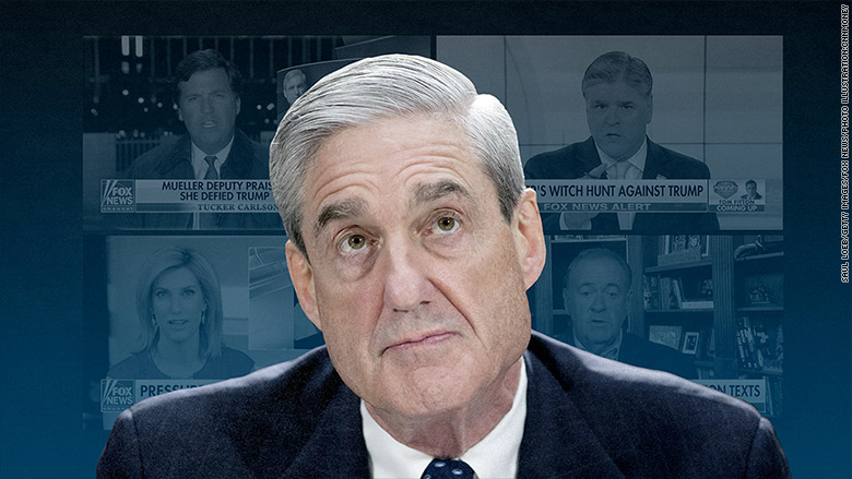 How Fox News and President Trump create an anti-Mueller 'feedback loop'