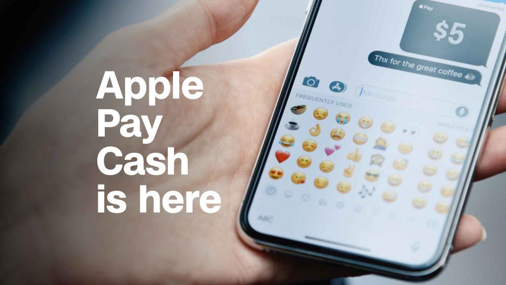 Apple Pay VP: Why we're different than Venmo
