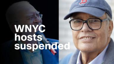WNYC suspends Leonard Lopate and Jonathan Schwartz