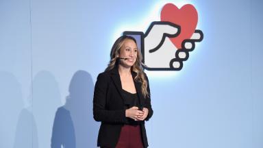 Facebook exec Naomi Gleit: We need more women in power