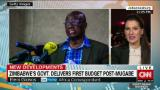 Finance Minister presents plan for a brand new Zimbabwe*