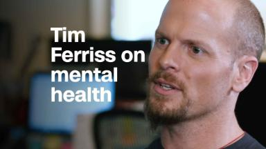 Tim Ferris opens up about his struggle with mental health