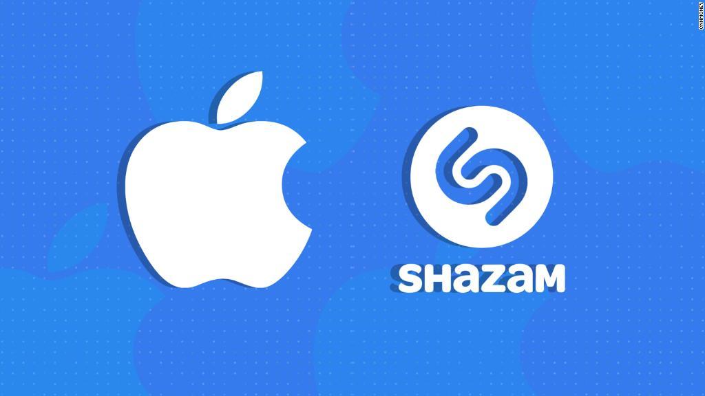 Apple confirms it's buying Shazam