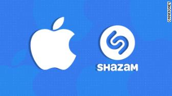 apple buys shazam