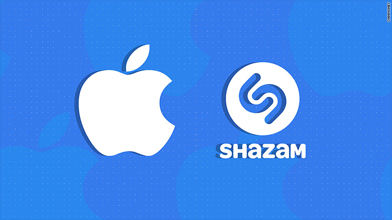 Apple confirms its Shazam acquisition