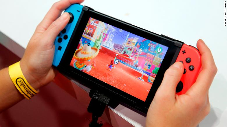 nintendo switch hits 10 million sold milestone in 9 months. Black Bedroom Furniture Sets. Home Design Ideas