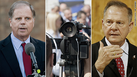 Is the Roy Moore race a referendum on the media?