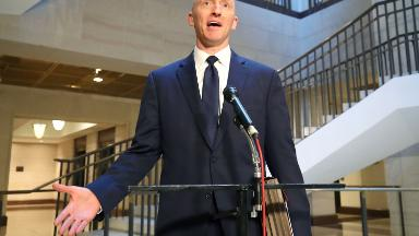 Former Trump advisor Carter Page wants to join government's suit against AT&T, Time Warner deal