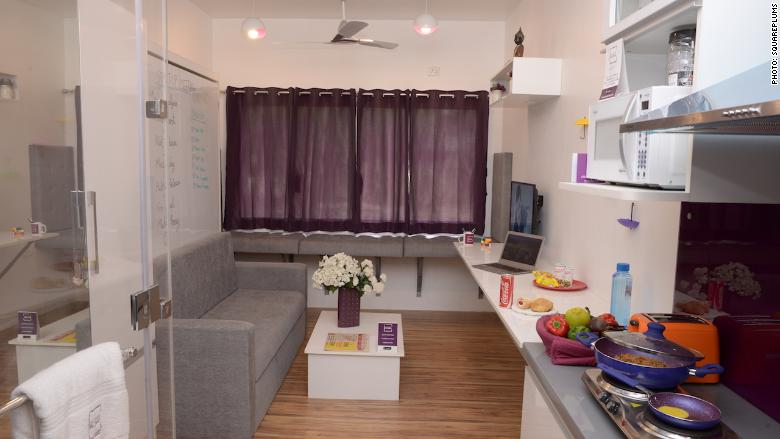 Container apartments: The answer to Bangalore\'s housing shortage ...