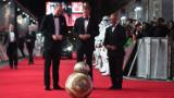 Royals join 'The Last Jedi' cast on the red carpet