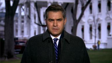 Acosta: Sanders threatened my press access