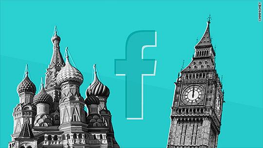 MP to Facebook: Look harder for Brexit meddling