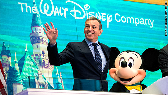 Bob Iger is the undisputed king of Hollywood
